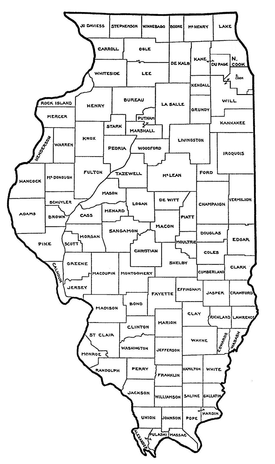 ilmap. legislative districts map  association of illinois soil and water